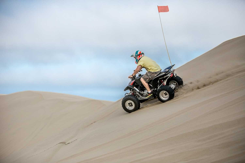 Torex ATV Rentals - located at Sand Dunes Frontier