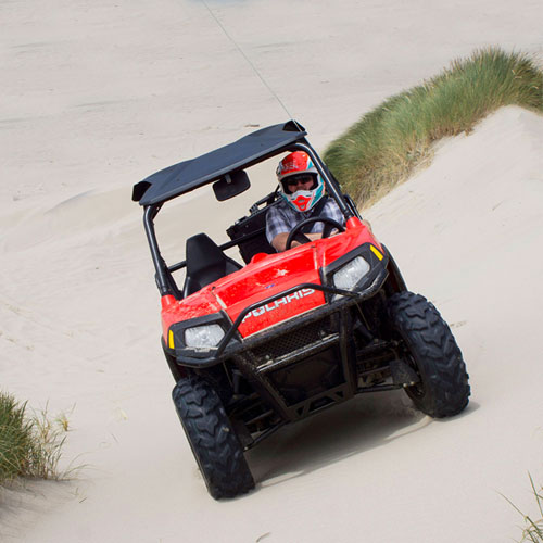 Torex ATV Rentals - located at Sand Dunes Frontier