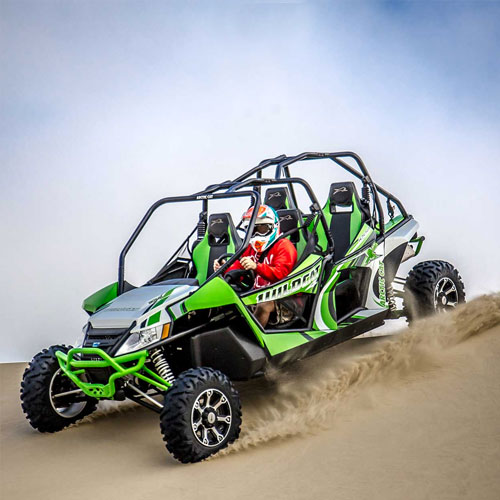 Wildcat ATV rental